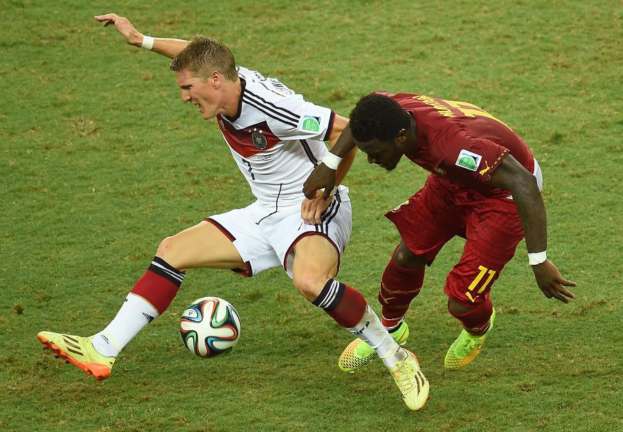 ЧМ-2014: Германия едва не проиграла Гане