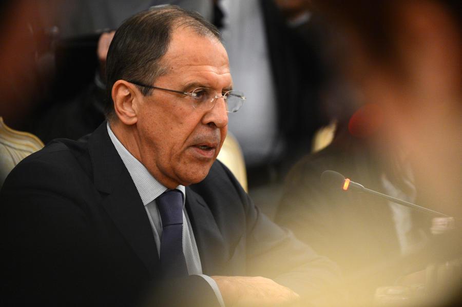 Лавров: В решении сирийского вопроса должны принять участие все группы сирийской оппозиции