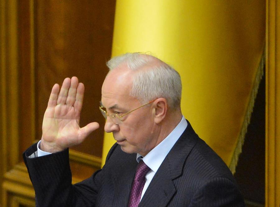 Николай Азаров: В правительстве Украины возможны кадровые перестановки