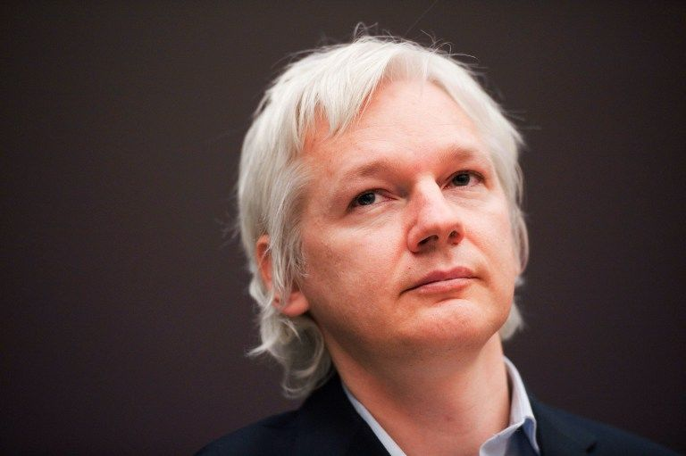 Джулиан Ассанж назвал ложью фильм про WikiLeaks