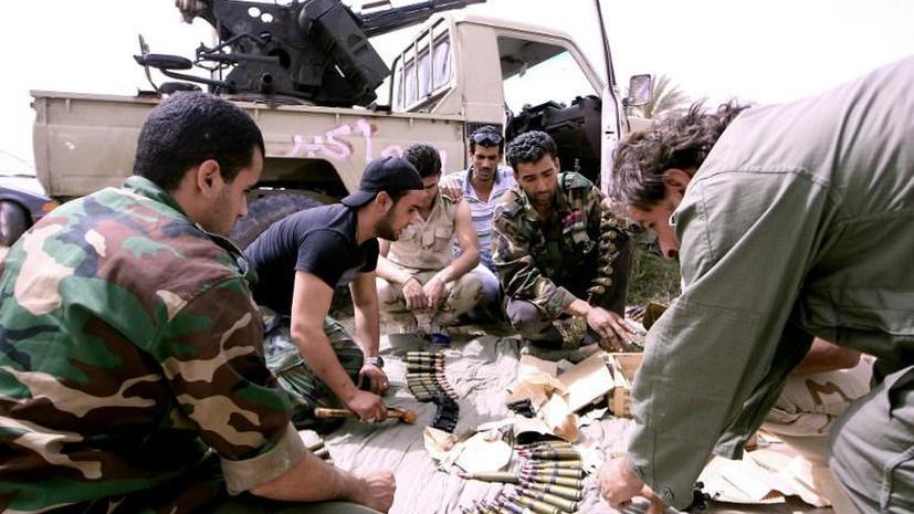 Ливийские власти поймали организатора нападения на консульство США в Бенгази