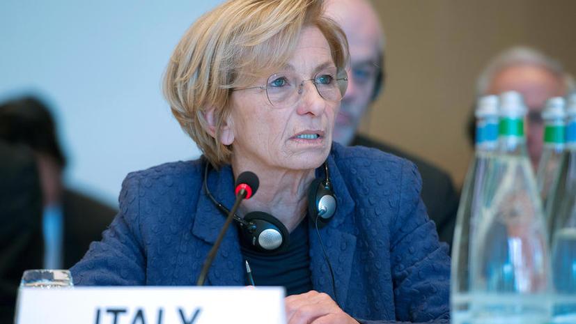 Глава МИД Италии: Решение конфликта на Украине невозможно навязать извне