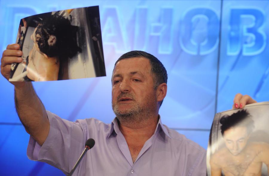 Полиция Флориды не станет расследовать убийство Ибрагима Тодашева