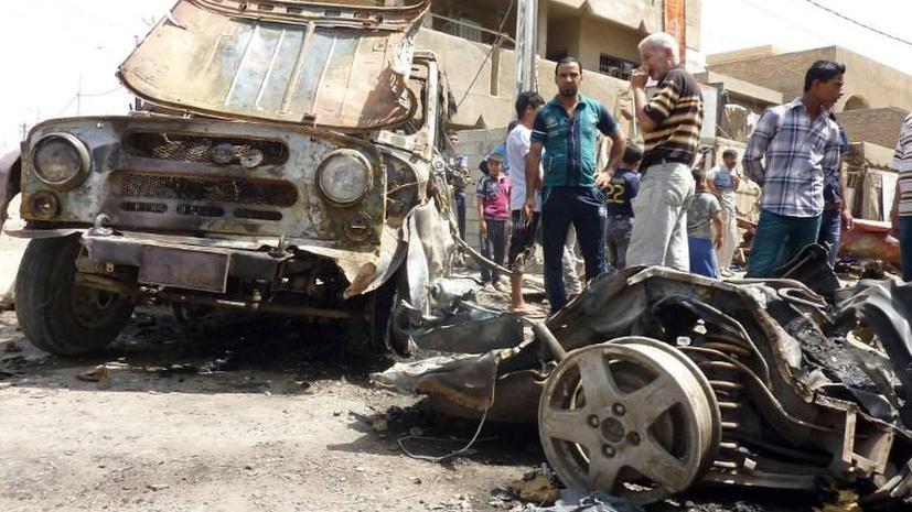 В Багдаде прогремело четыре взрыва: 10 человек погибли, 45 ранены