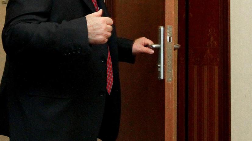 В Молдавии обворовали Министерство обороны