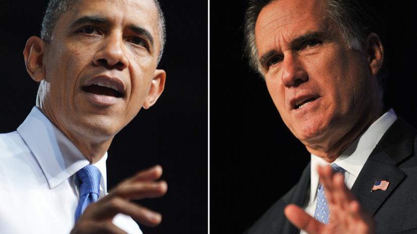 В США начался подсчет голосов, Ромни лидирует в Кентукки и Индиане