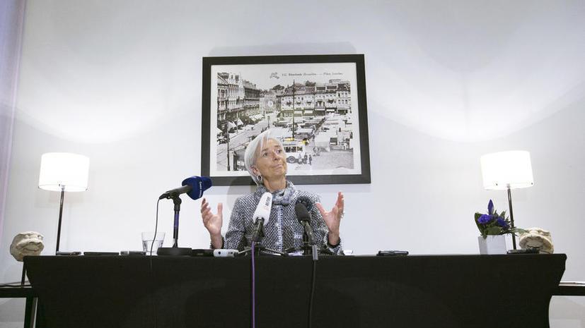 СМИ: МВФ недоволен ходом реформ на Украине