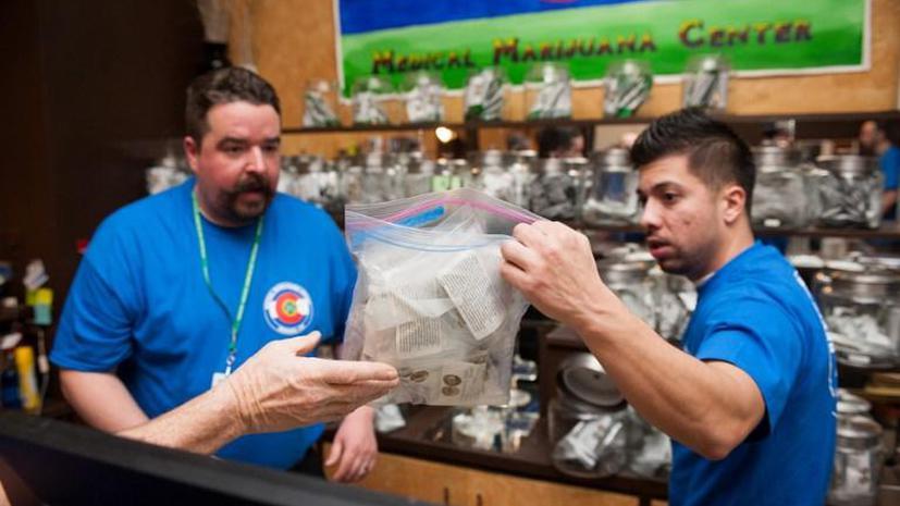 Доходы продавцов марихуаны в Колорадо превысили $5 млн за неделю