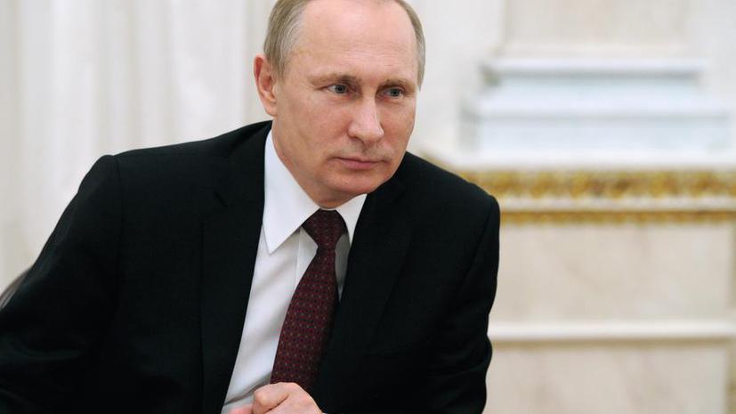 Владимир Путин одобрил снижение минимальных штрафов за взятки