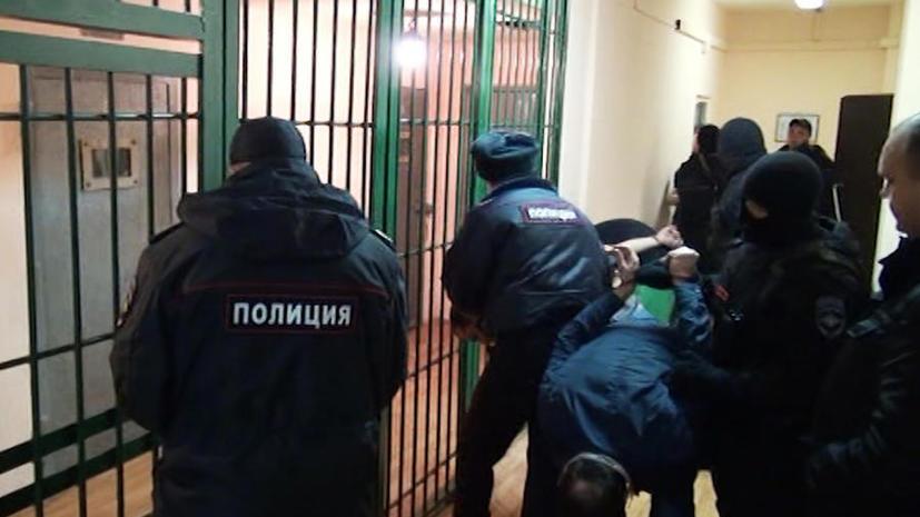 В Москве обезвредили международную банду работорговцев
