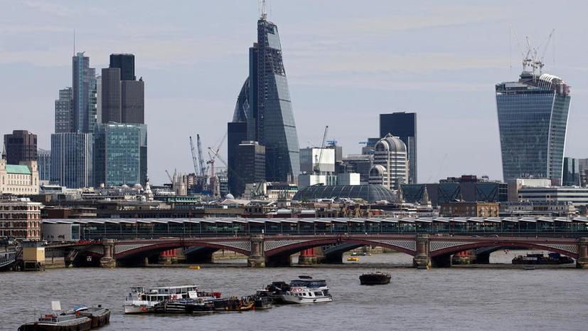 Лондонский бизнес опасается санкций в отношении России