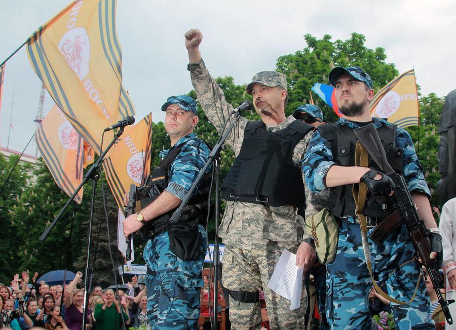 Луганские депутаты выбрали главу республики и утвердили Конституцию