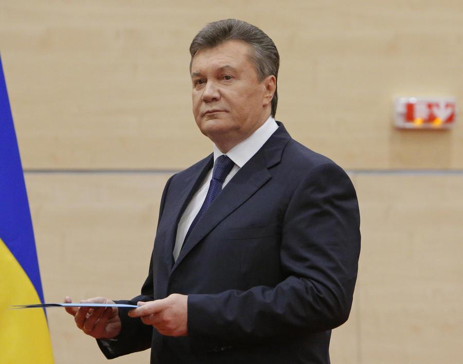 Сайт BBC опубликовал разные версии интервью Виктора Януковича для Запада и России