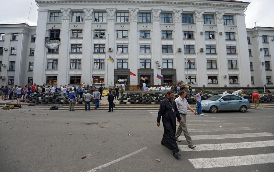 CNN: Авиаудар по Луганску лишит Киев последней поддержки в регионе