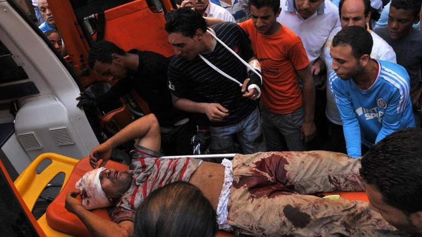 Американский журналист погиб в результате столкновений в Александрии