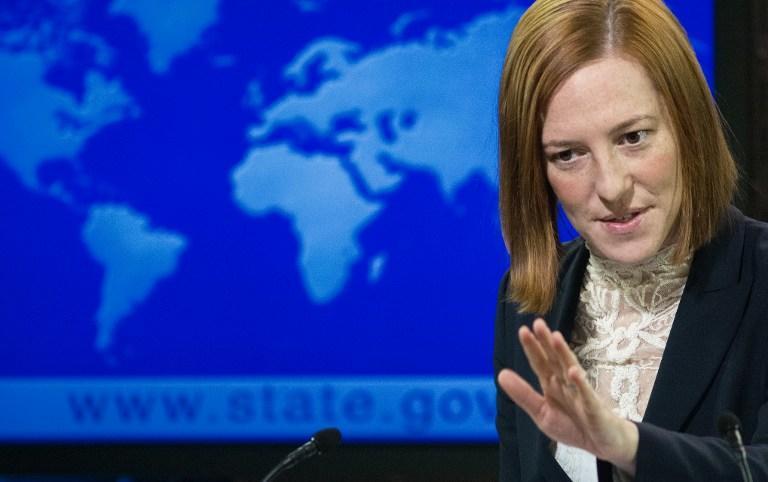 Госдеп: США не будут поставлять оружие на Украину, но санкционное давление на Россию продолжится