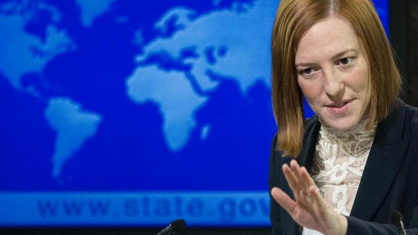 Госдеп: США не будут вводить санкции в отношении президента России