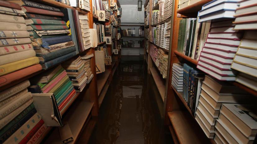 В российских библиотеках появятся специальные места для взрослых