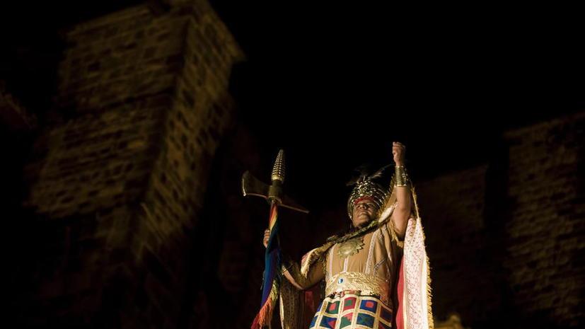 Древние инки готовили детей в жертву богам с помощью пива и коки