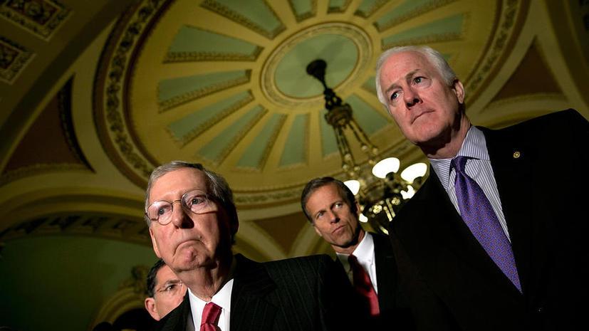 Опрос: большинство республиканцев недовольны деятельностью своей партии