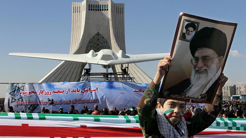 Иран готов к массовому выпуску копий американских беспилотников