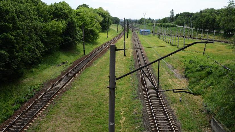 Минтранс: В России построят железнодорожную ветку в обход Украины