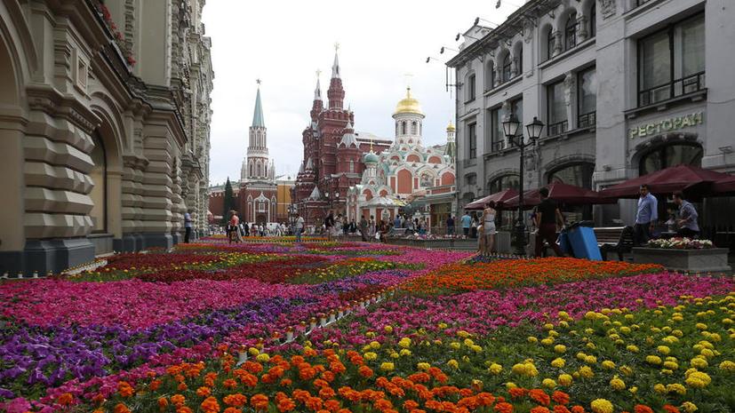 Британский журналист назвал Москву приветливой и обворожительной