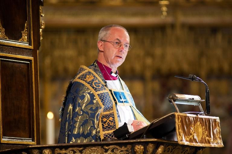 Глава англиканской церкви призвал энергетические компании вспомнить о бедных