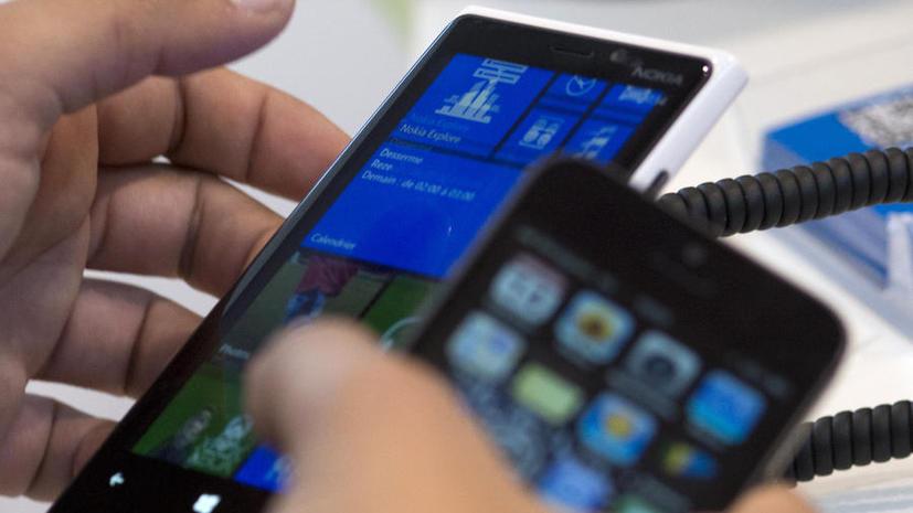 Исследование: правительства могли получить тотальный контроль над смартфонами