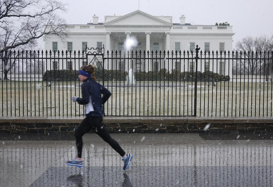 Белый дом закрыли для посещений из-за секвестра бюджета США