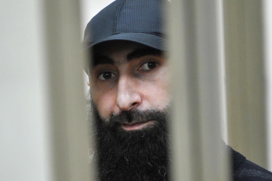 Террорист Магас сел в тюрьму пожизненно