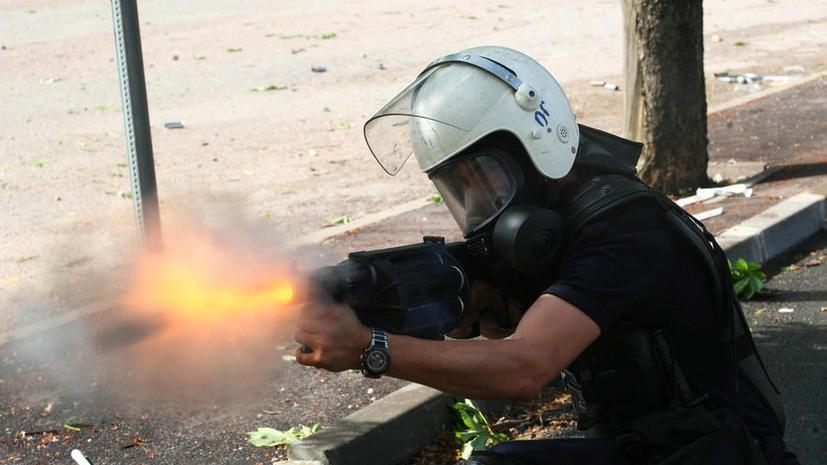 Турецкий суд простил полицейскому убийство манифестанта