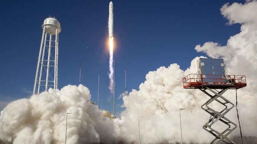 НАСА выплатит Роскосмосу $424 млн за доставку астронавтов на МКС