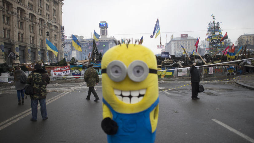 Правительство Украины предупреждает: осторожно - мошенники!