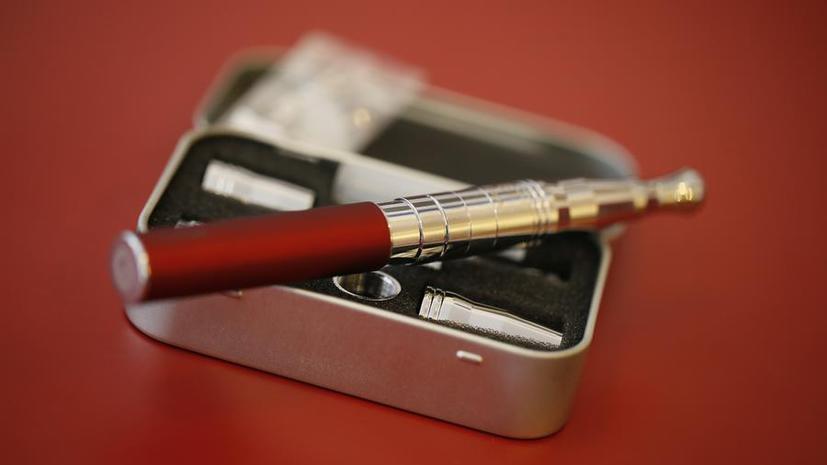 Электронные сигареты приравняют к лекарствам