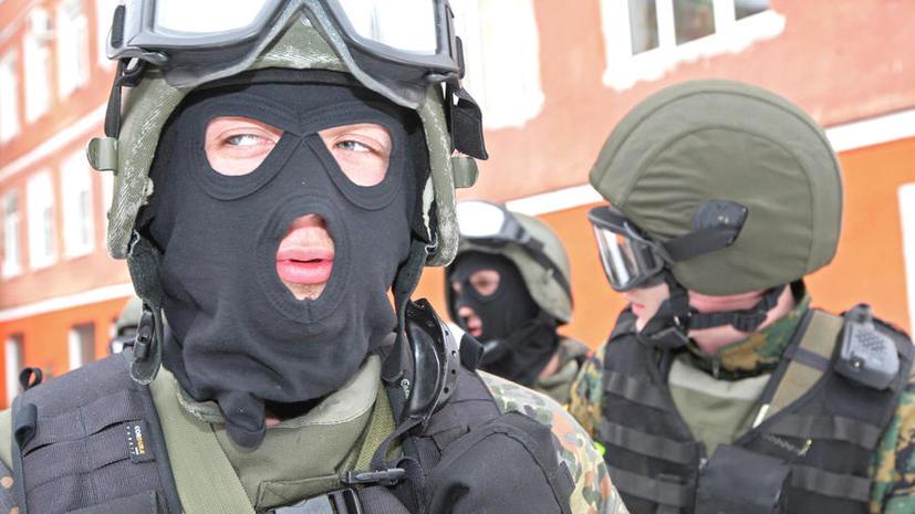 В результате перестрелки в Москве убиты два сотрудника полиции