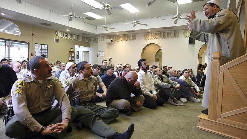 Калифорнийским мусульманам подложили свинью