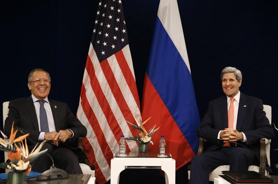 Сергей Лавров сегодня проведёт встречу с Джоном Керри и выступит в ООН на саммите по развитию