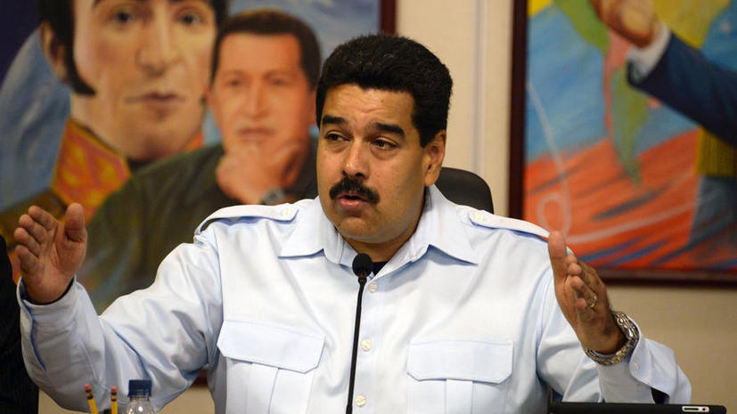 В Венесуэле по указу президента проводится тотальное снижение цен