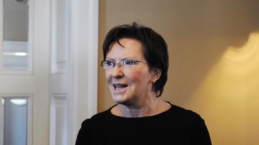 Новый премьер Польши: Страна должна вести себя как разумная женщина и не поставлять оружие Украине
