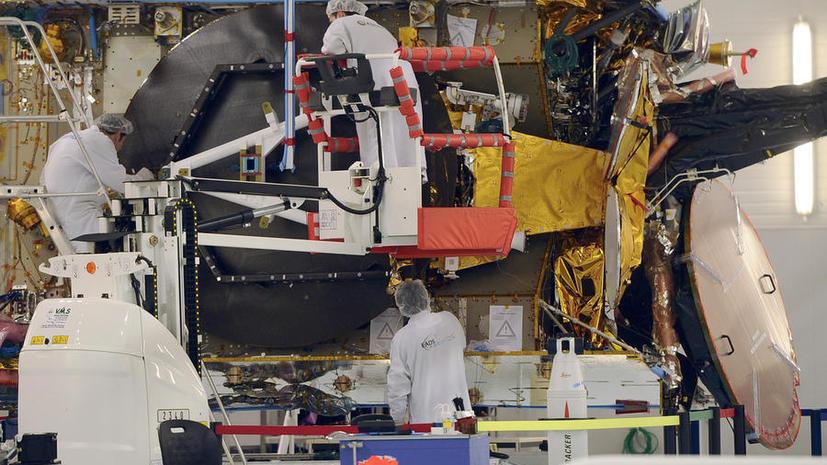Звёздные войны: Пентагон готовится к космическим атакам