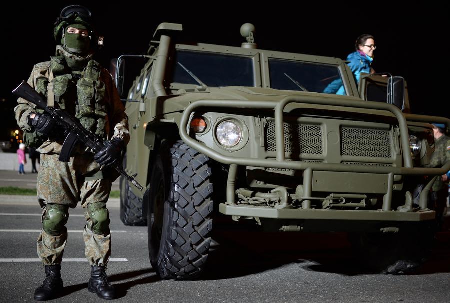 Немецкие СМИ: Новая армия России стала сильнее всех армий ЕС вместе взятых
