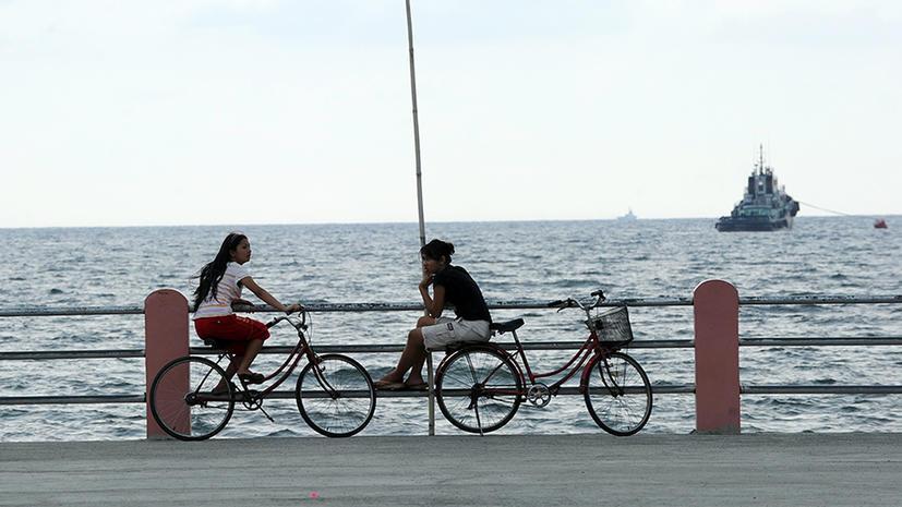 Филиппины оспорят морские территории у Китая в Международном суде