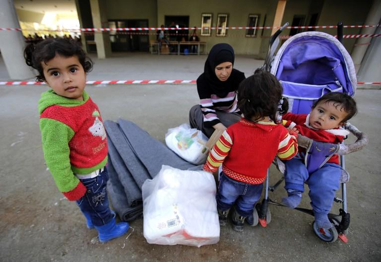 Потерянное поколение: более миллиона детей стали беженцами в результате сирийского конфликта