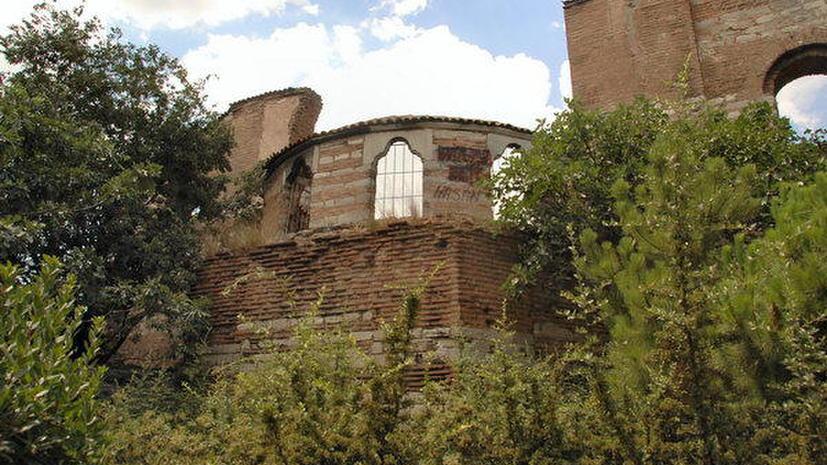 Власти Стамбула передадут мусульманам крупный византийский монастырь