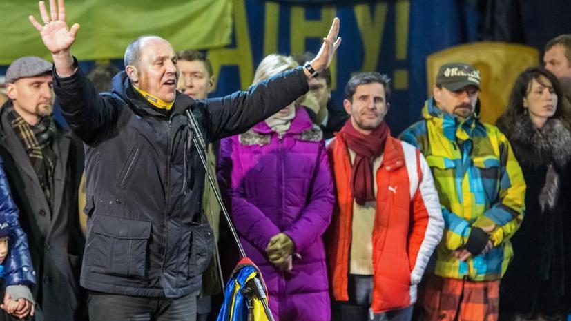 На Украине могут отменить День Победы