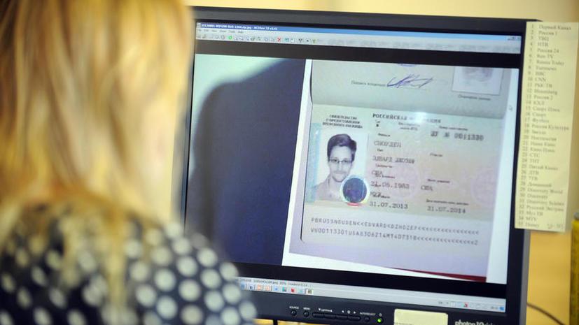 Эдвард Сноуден: Благодаря России правосудие восторжествовало