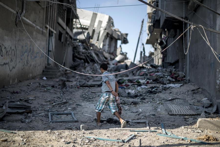 Израиль прекратил обстреливать сектор Газа
