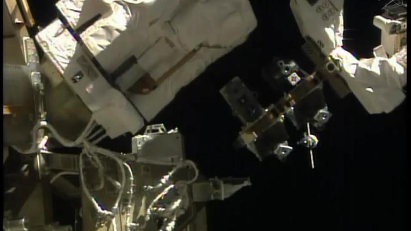 Пилотируемый «Союз» пристыковался к МКС спустя двое суток после старта