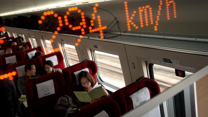 Китай «давит на газ» несмотря на предостережения Запада